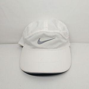 Nike White Cap Hat Aerobill Tailwind Ellie Hat Cap